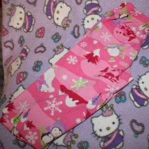 THE CHILDRENS PLACE PJ PANTS(2/3)